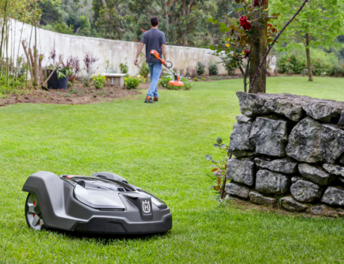 The Automower Will Change Your Lawn, and Your Life