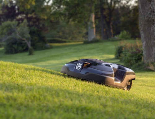 The Automower® takes environmentalism to the next level